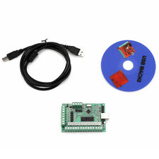 Placa de interfaz USB Cnc Mach 3 tarjeta de control de movimiento para máquina de grabado HighQ