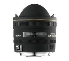 Sigma 10mm F2.8 EX DC Fisheye HSM Lens for Nikon Digital Camera. London