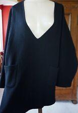 Dries Van Noten..Oversized Sweater...Cotton&Wool!