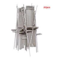 Titanium Zinc Steel Sweater Knitting Needle Bulky Knitting Machine Tool L