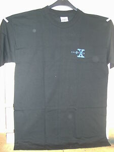 Vintage T-Shirt: X-Files - 'Trust No One' (boxed in with eyes) (XL) (USA, 1995)
