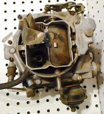 USED CARTER  CARBURETOR 3639S-- for parts or rebuild 64-65 CORVETTE