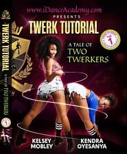 """Twerk Tutorial Volume 1 - """"A Tale of Two Twerkers"""" [1 Disk] (iDanceAcademy.com)"""