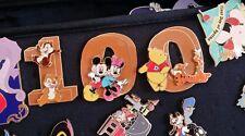 Japan Disney Store Trading Pin - 100th Complete Set Tokyo Htf Rare