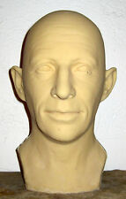 BING CROSBY Latex Head from MOVIELAND WAX MUSEUM MOLD! Sculpted by Pat Newman!