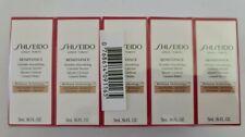 8 x Shiseido Benefiance Wrinkle Smoothing Contour Serum 5ml each - 40ml total