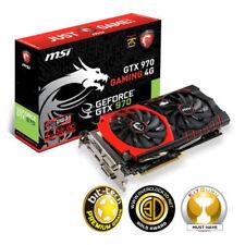 Cartes graphiques et vidéo NVIDIA GeForce GTX 970 pour ordinateur