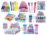 BUBBLE TUBS / BUBBLE GUN / WATER BOMBS BALLOONS GARDEN PARTY KIDS FUN GAME