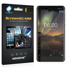 3 x Screen Protectors For Mobile Phone Nokia 6.1 - Glossy Cover