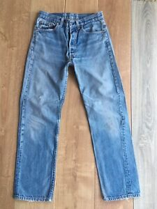 Levi's 501(0115)W32L30 Ancienne Coupe Mid 90's Made In USA 41FR