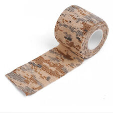 Hunting Camo Waterproof Tensile Elasticity Camouflage Stealth Tape Type 3 Neo