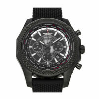Breitling Bentley B05 Unitime Chrono LE Auto Blacksteel Mens Watch MB0521V4/BE46