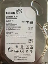 Seagate 3TB ST3000DM001 P/N: 1ER166-570 TK