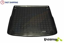 AUDI A4 B8 Avant Estate 2008-2015 BOOT LINER DOG MAT TRAY TAILORED RUBBER