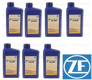 Set of 7 ZF Lifeguard-5 Transmission Fluid(Equivalent to Esso LT71141)G052162A2