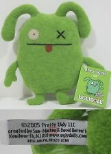 "SDCC 2005 SNEAK PREVIEW OX Little Ugly UGLYDOLL!!! SUPER RARE ""MISSPELLER"" Tag!!"