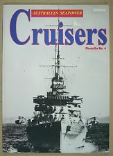 AUSTRALIAN SEAPOWER - Cruisers - Photofile No. 4