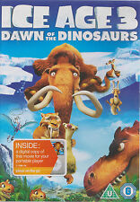 ICE AGE 3 - DAWN OF THE DINOSAURS. Could They Get Any Cooler... (DVD 2009)