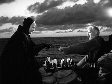 Foto di Scena IL SETTIMO SIGILLO I. Bergman Partita con la morte 20 x 25cm