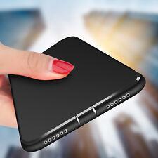 Tasche Schutz Handy Hülle Für iPhone X 6s 7 8 Plus Ultra Slim Silikon TPU Bumper