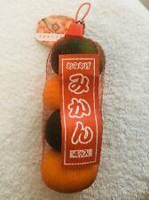 RARE! Japan Oranges 🍊 Squishy!