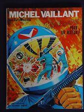 Michel Vaillant - Tome 21 Massacre pour un moteur - EO (1972) - TBE - Graton