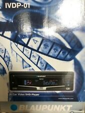 NEW Blaupunkt IVDP-01 In Car Video DVD-Player with Remote