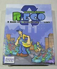 Reco: A Game of Recycling and Ecology