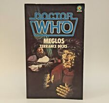 More details for doctor who meglos by terrance dicks (1983, target paperback) 1st edition