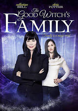 The Good Witch's Family (DVD, 2014) Catherine Bell, Chris Potter  BRAND NEW