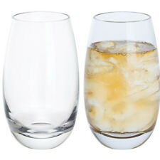Dartington Crystal Whisky Mixer Glasses (Pair)