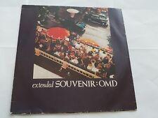 OMD – Extended Souvenir - UK - 1981 - Dindisc - DIN 24-10
