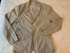 Mens Calvin Klein Blazer Coat Jacket  XL Slim Fit