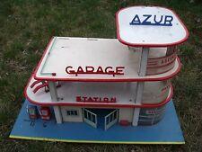 BEAU  GARAGE  NIL  STATION  AZUR  ANNEES  60   BEL  ETAT  1/43