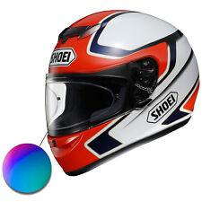 Shoei XR 800 / 900 Raid Motorcycle Helmet Iridium Mirror Replacement Race Visor