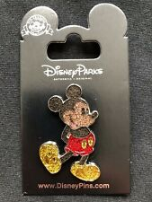 Disney Parks Pin Trading Mickey Mouse Peace Pattern