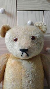 MR BRUIN Huge Vintage Teddy Bear - Lovely Old Boy!