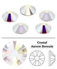 Swarovski Crystals AB 250 x SS5 rhinestones diamantes Nail Art glue on tiny gems