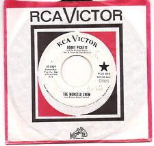 Bobby Boris Pickett RCA promo 45 The Monster Swim/Werewolf Watusi HALLOWEEN
