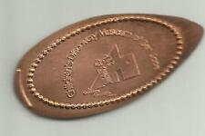 Copper elongated penny (cent) Childrens Discovery Museum San Jose Ca Retired