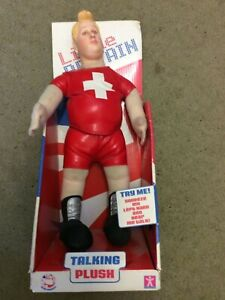 Little Britain Talking Plush Dafydd