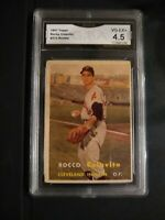 1957 Topps Rocky Colavito Rookie Card