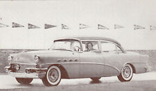 1956 Buick 52 Super 4-Door Sedan