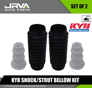 Pair SB101 Kyb Suspension Shocks/ Struts Bellow Dust Boot W/ Bumper Bump Stop