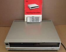 Magnavox VR8440 4 Head VHS Video Cassette Recorder <>
