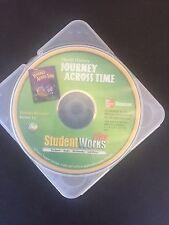 Journey Across Time Glencoe 2007 Student Works Plus DVD USED 0078781582