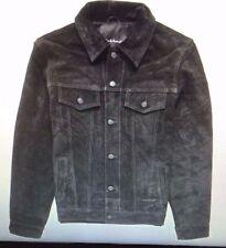 Deus Ex Machina Django Suede Jacket Size Small NWOT $455