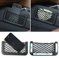 Car Van Storage Pocket Mobile Wallet Holder Net Organiser Bag