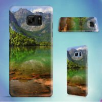 DAYLIGHT FOREST GREEN HARD CASE FOR SAMSUNG GALAXY S PHONES