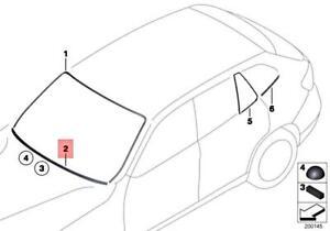 Genuine BMW M X1 Zinoro 1E E81 E82 E84 E87 E88 F45 Supporting Ledge 51317133291